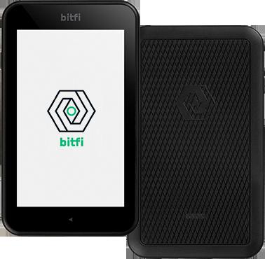 Bitfi Hardware Wallet